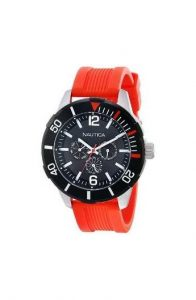 nautica-men-s-nsr-11-multifunction-red-resin-strap-watch