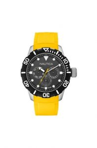 nautica-nsr-101-multi-yellow-rubber-strap