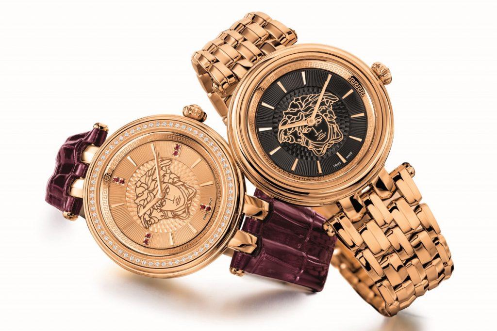 eaf591ee06 Βρείτε μεγάλη ποικιλία των ρολογιών Versace τόσο σε γυναικεία όσο και σε  αντρικά μοντέλα στο κατάστημά μας